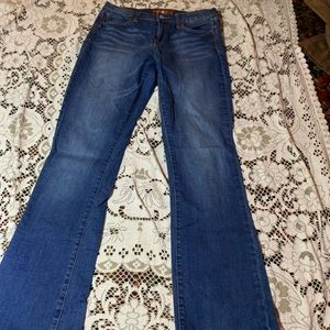 Lucky brand Sofia boot 8/ 29 long jeans